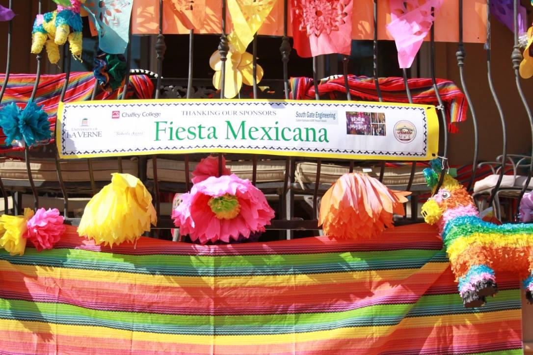 Fiesta Mexicana Fundraiser 2017