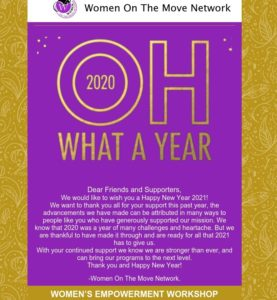 Jan 2021 WEW